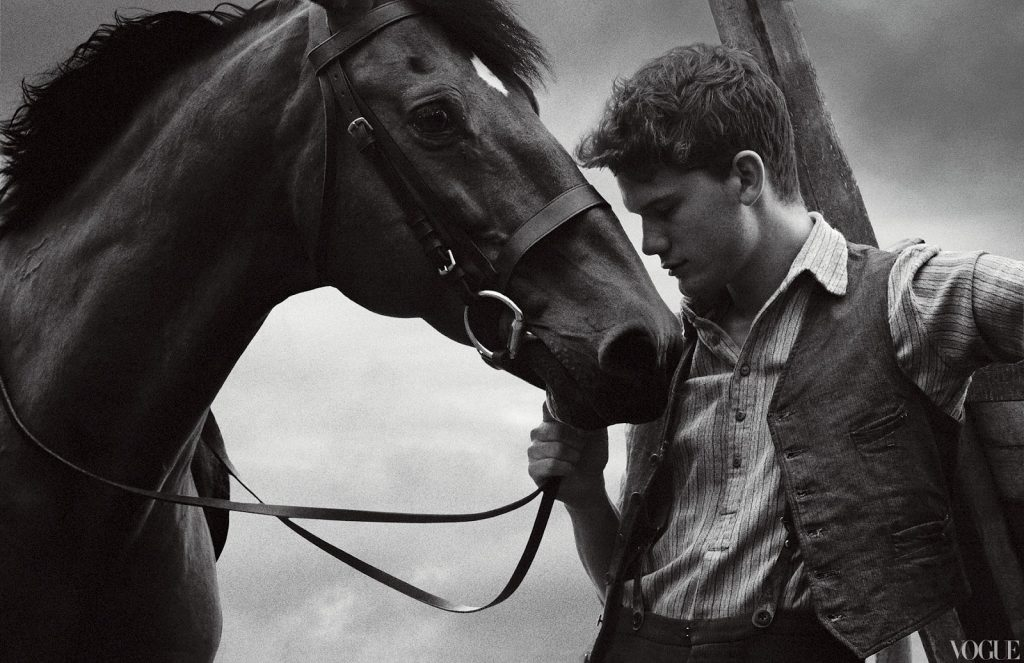Call In The Cavalry- War Horse's Jeremy Irvine 02