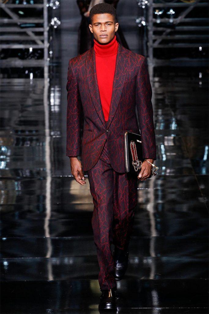Versace FW 2014 - 2015