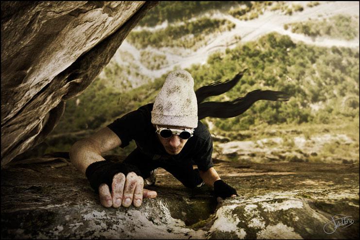 Extreme Climb (Ảnh: Baptiste Fallon)