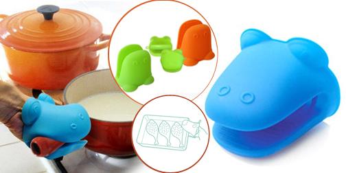 Những sản phẩm silicone sử dụng trong nhà bếp vừa dễ làm sạch, vừa bền - 2 tiêu chí cần cho nam giới.