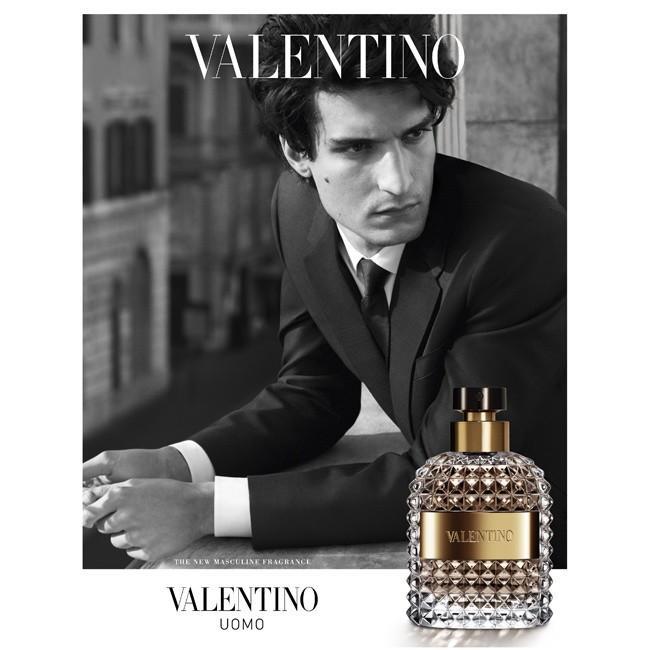 Valentino Uomo hình thức đẹp thế này, bạn có thể chối từ không?