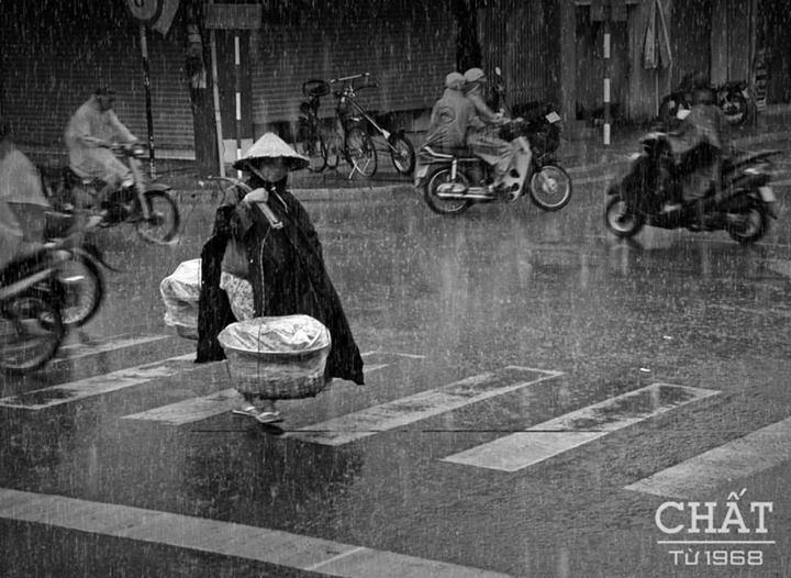Ảnh: Chiều mưa (Trương Minh Điền)