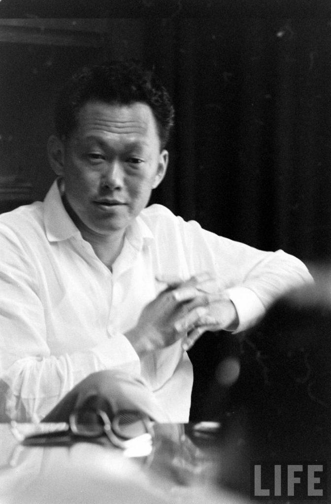 Lý Quang Diệu - Thủ tướng đầu tiên của Cộng hòa Singapore