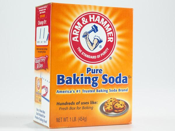 Baking soda còn được biết tới ở Việt Nam với cái tên bột nổi. Bạn có thể mua được ở một số hàng bán đồ khô hoặc đồ làm bánh.