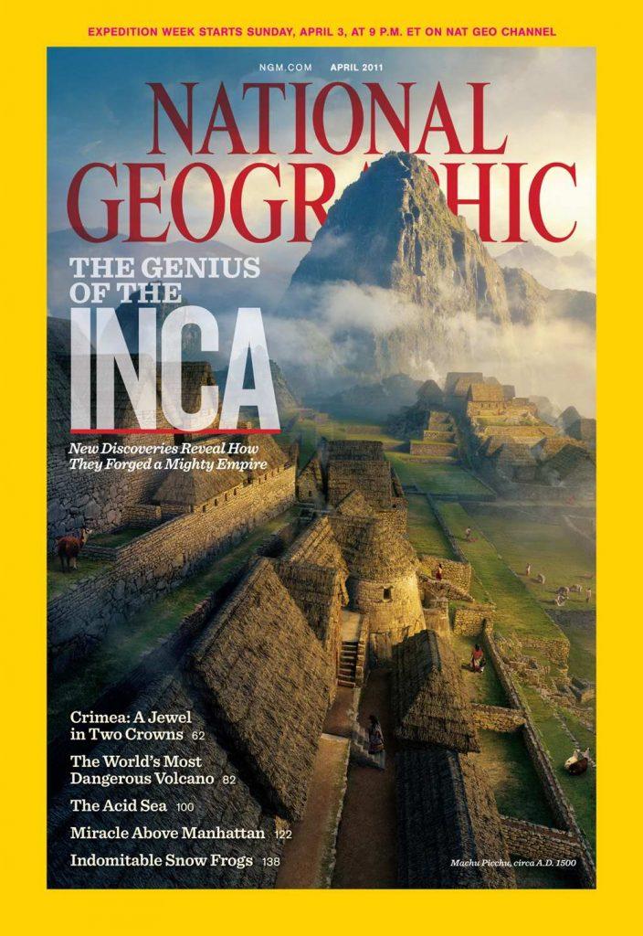National Geographic đã tồn tại qua ba thế kỷ kể từ ngày thành lập năm 1888.