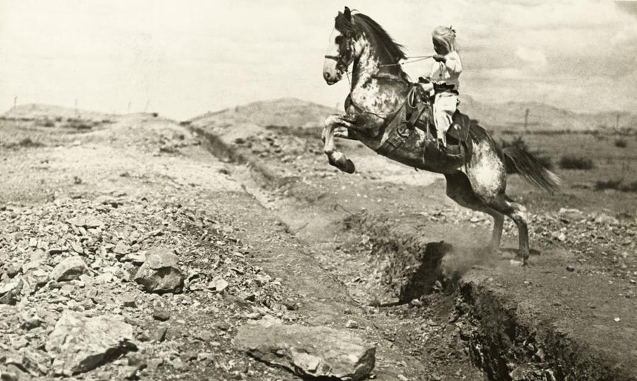 Mexico, tháng Năm, 1914.