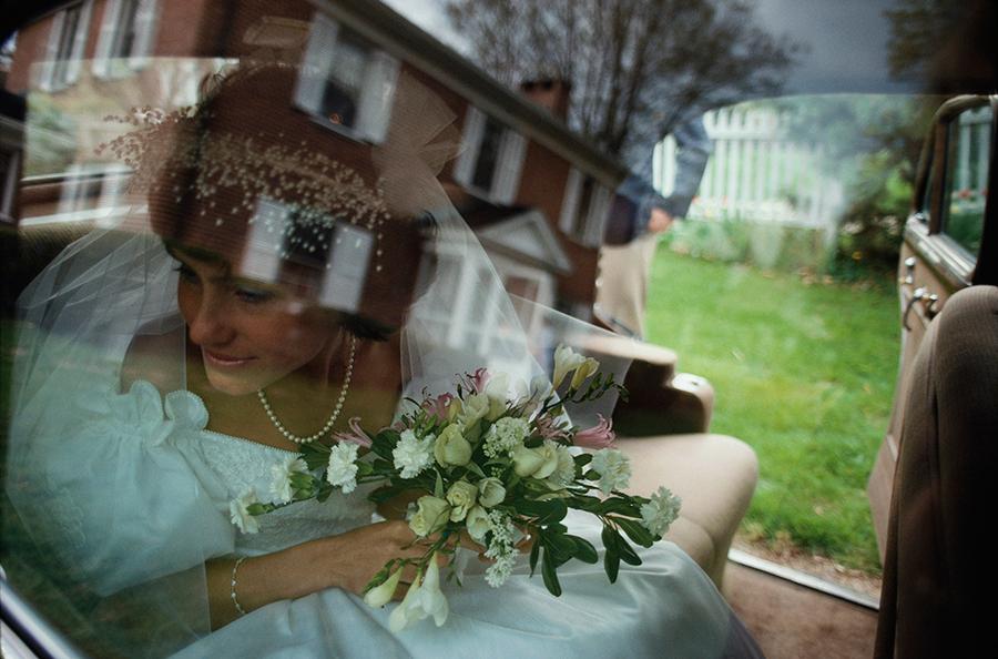 Cô dâu ở New York, 1987.