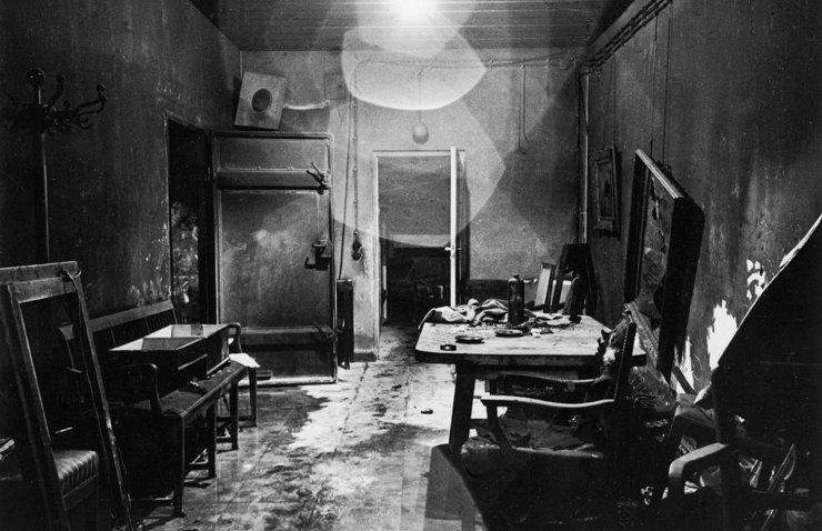 Hầm trú ẩn nơi Hitler sống những ngày cuối cùng của đời mình.