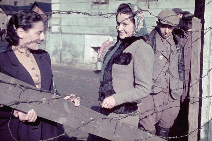 Kutno, một trong vùng đất của Ba Lan bị quân Đức chiếm đóng.