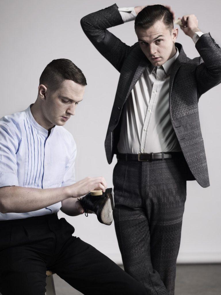 Khi được hỏi về những thứ quan trọng tạo nên phong cách thời trang đặc trưng của Hurts, Theo chia sẻ đó là chiếc sơ mi trắng còn với Adam là đôi giầy được đánh bóng cẩn thận. Ngoài ra, để trở nên khác biệt giữa những chàng trai mặc suit, họ đặc biệt quan tâm và chăm chút mái tóc và chọn lực phụ kiện đi kèm phù hợp.