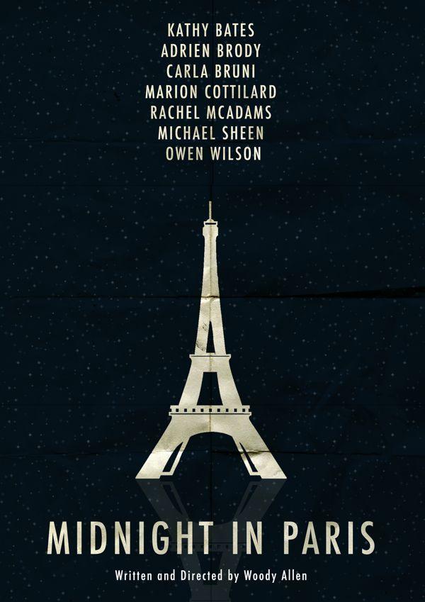 """""""Midnight in Paris"""" đánh dấu sự trở lại đầy tươi mới của đạo diễn Woody Allen sau hàng loạt các bộ phim mờ nhạt."""