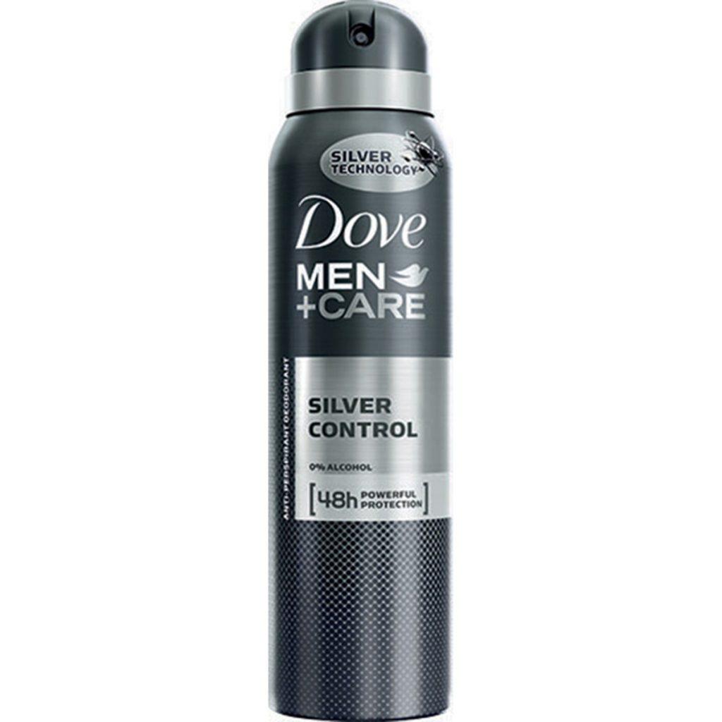 Dove Silver Control. Một sản phẩm bị đánh giá thấp nhưng lại đem tới hiệu quả tuyệt vời.