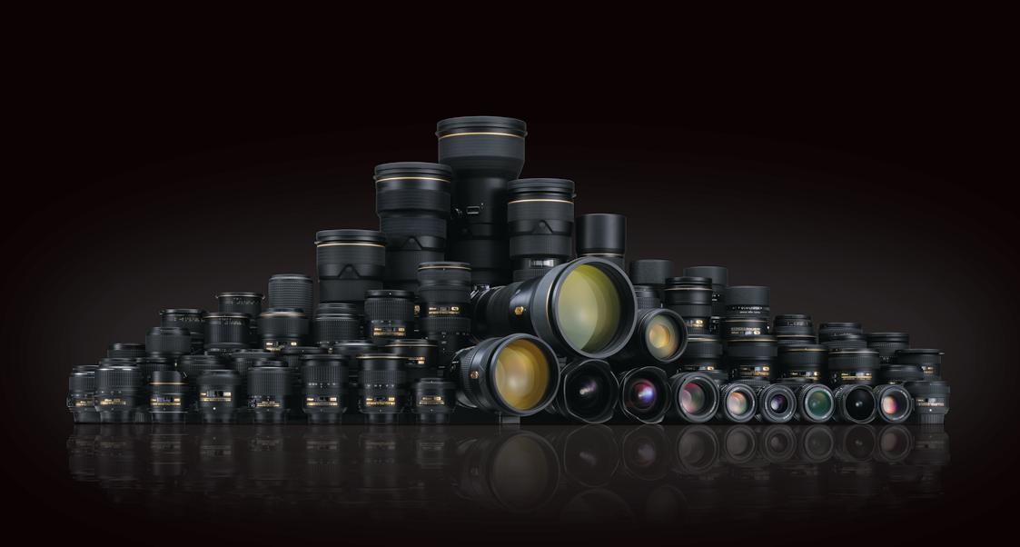 Ống kính cho các dòng máy DSLR cực kỳ nhiều và đa dạng!
