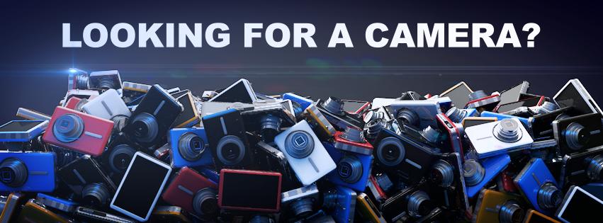 Máy ảnh point-and-shoot cực kỳ nhiều mẫu mã cho bạn lựa chọn.