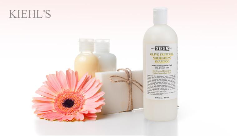 Kiehl's Olive Fruit Oil Nourishing Shampoo là một loại dầu gội nhẹ nên có thể dùng hàng ngày mà không sợ hại tóc. Nhờ tinh chất dầu ô-liu và hoa quả nên giữ ẩm tốt, thậm chí không cần thêm dầu xả. Giá khoảng 18$ cho một chai 250ml.