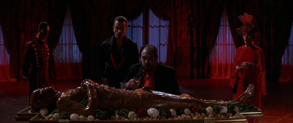The Cook, the Thief, His Wife & Her Lover (1989, Peter Greenaway)