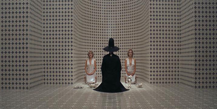 The Holy Mountain (1973, Alejandro Jodorowsky)