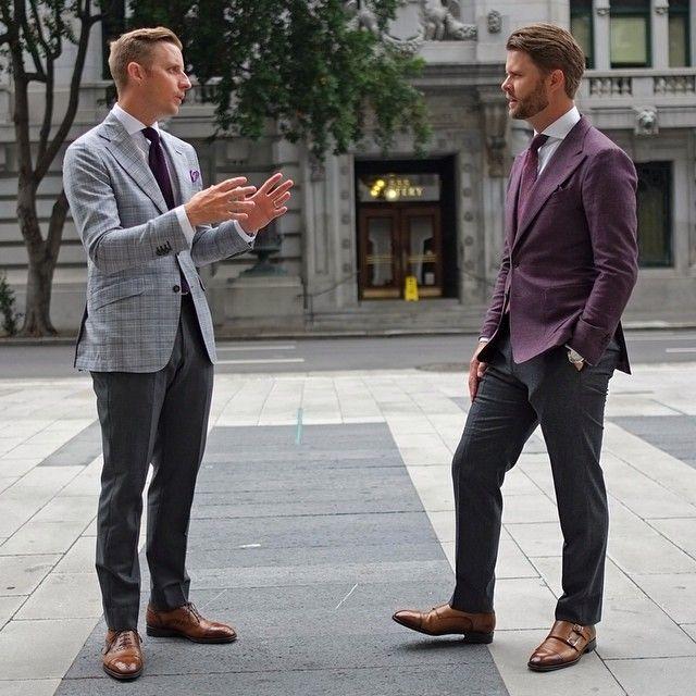 Đây là thứ Mann up đã từng nói về chuyện ống quần như thế nào khi mặc suit.
