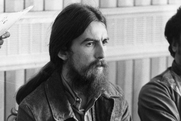 """""""Tôi nhớ cái ngày mà George gọi nhờ giúp """"Taxman"""", một trong những bài hát đầu tiên của cậu ta... George gặp tôi bởi cậu ta không thể nhờ Paul, Paul sẽ không giúp gì cả. Tôi cũng không muốn giúp. Tôi nghĩ, ôi không, đừng bảo rằng tôi phải làm việc với tác phẩm của George. Đã quá đủ để làm mấy thứ của Paul và tôi rồi. Nhưng tôi quý George và không muốn làm tổn thương cậu ta khi cái buổi chiều mà cậu ấy gọi và nói, """"Anh sẽ giúp em bài hát này chứ?"""" Tôi đã lưỡng lự và đồng ý... ...Chúng tôi chỉ cho anh ta hát một bài trong mỗi album thôi nhưng nếu bạn nghe những album đầu tiên của Beatles, bản của Anh, bạn sẽ thấy đó là lại là bài được chọn làm đĩa single của album. Những bài đầu tiên George và Ringo chơi thường là những bài chúng tôi chọn trong số những ca khúc mà nhóm thường biểu diễn (repetoire) ở các vũ trường. Tôi thường chọn những bài dễ hát cho họ."""""""