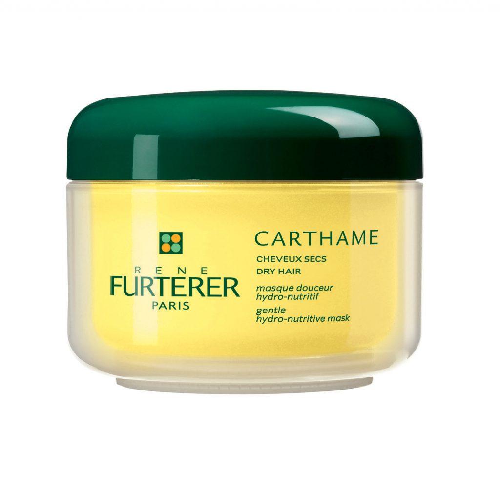 Rene Furterer CARTHAME Gentle Hydro-Nutritive Mask.