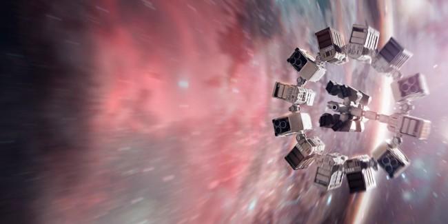 Tàu Endurance trong không gian
