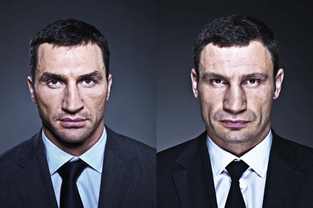 Anh em nhà Klitschko