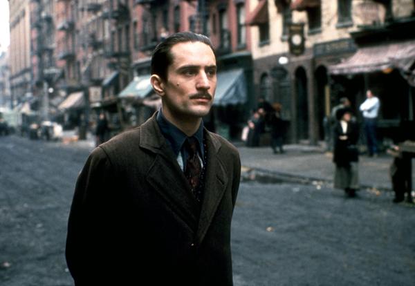 The Godfather movie image Robert De Niro