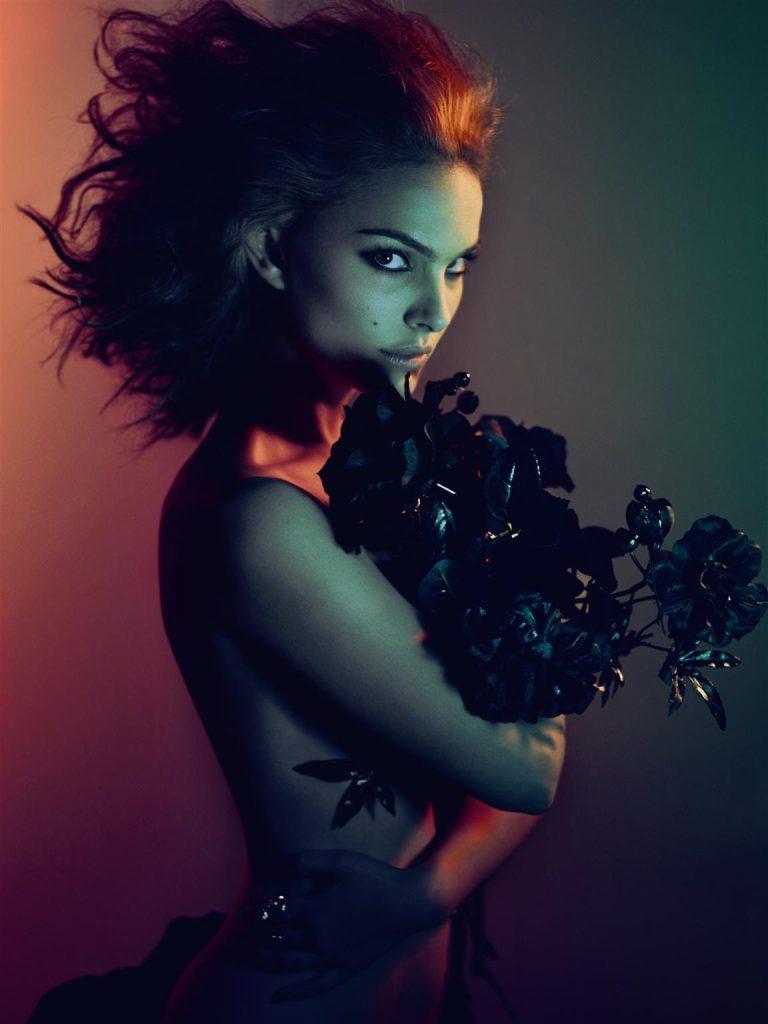 Chụp Natalie Portman cho W Magazine.