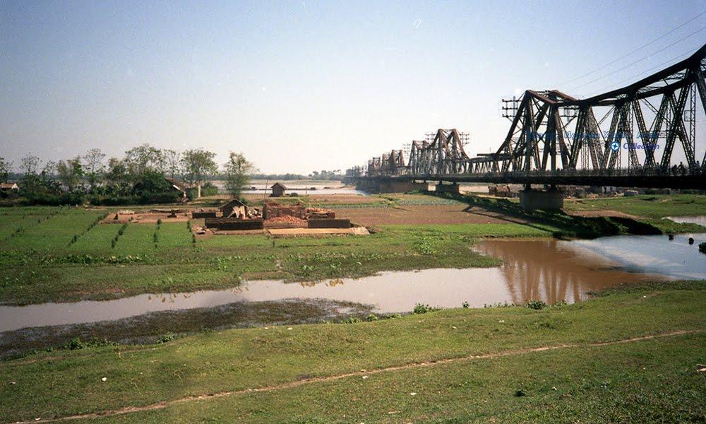 Phúc Xá / Long Biên - Hà Nội 1988.