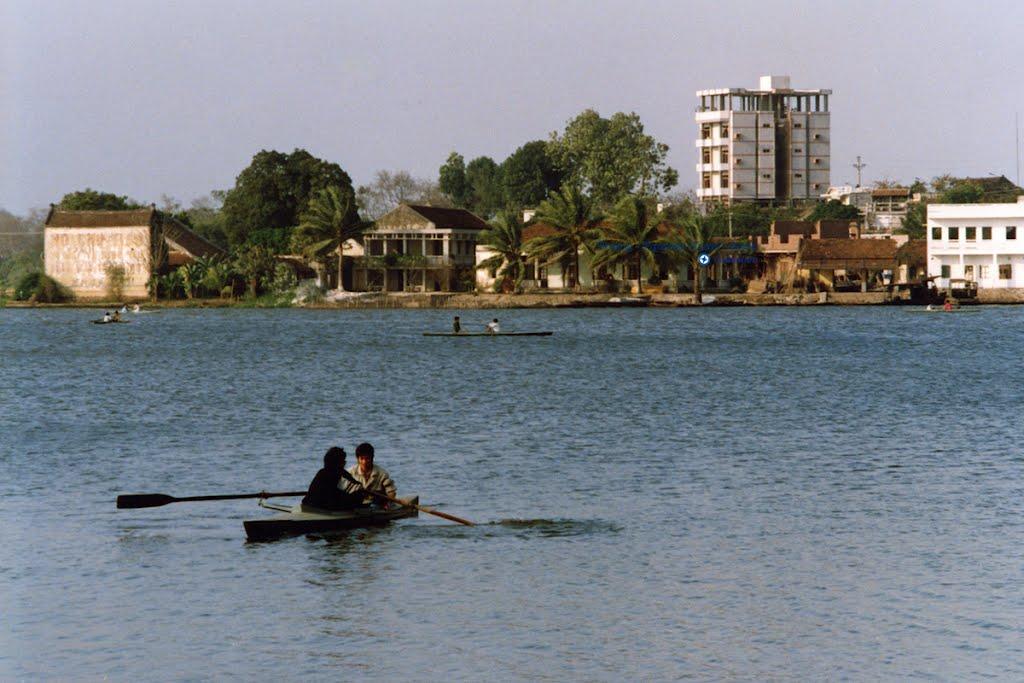 Hồ Tây - Hà Nội 1990