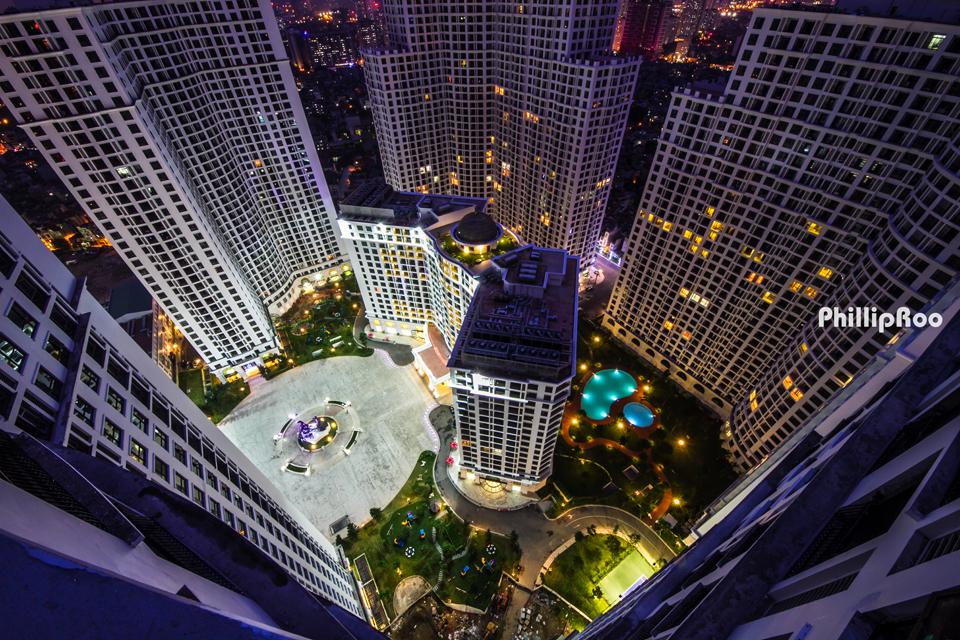 Royal City, Hà Nội.