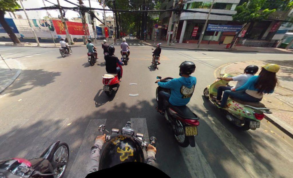 Google Street View Việt Nam là dự án bản đồ đường phố 360 độ thuộc Google Maps, được Google phê duyệt và do WONAV.com đảm nhận thực hiện từ ngày 30/4/2014. sẽ số hóa hình ảnh của 20 tỉnh, thành phố tại Việt Nam lên Google Maps ở góc nhìn 360 độ. Trong đó, Vũng Tàu là thành phố đầu tiên đã xuất hiện hoàn chỉnh.