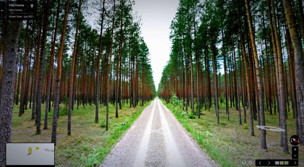 Tỉnh Voru, Estonia.
