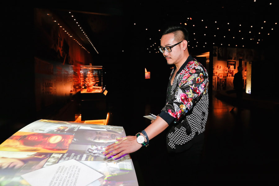 Hennessy 250 Tour Opening In Guangzhou