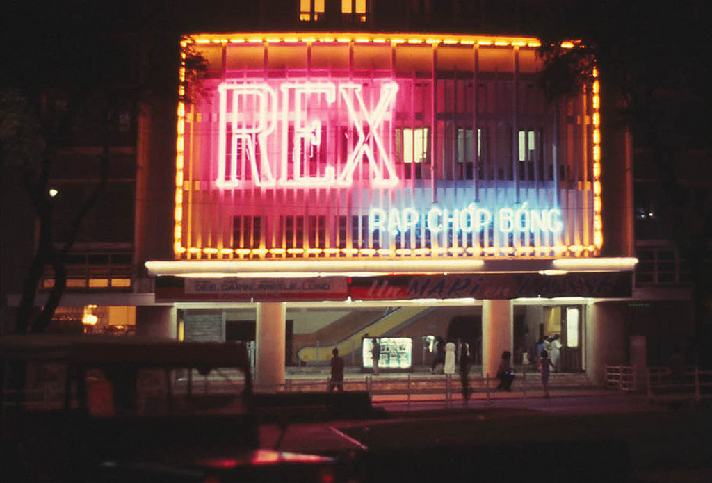 1964 Rex Cinema Theater - Photo by lparkes - October 1964