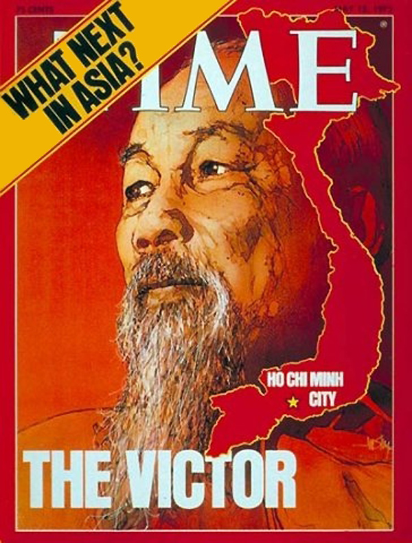 THE VICTOR - TIME May 12, 1975
