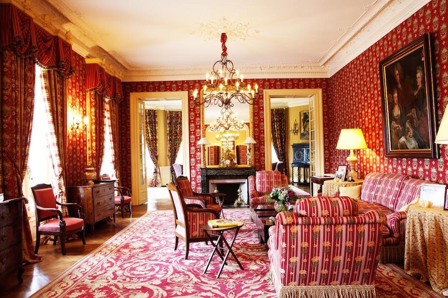 Chateau de Bagnolet ? Living Room
