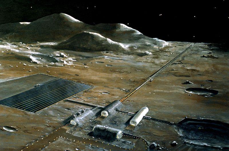 2130. Một cuộc di dân lớn (với mục đích chủ yếu là khoa học và nghiên cứu) lên Mặt trăng sắp bắt đầu. Với công nghệ tiên tiến của thang máy không gian, giá cả của việc di chuyển lên mặt trăng đã trở nên phải chăng hơn rất nhiều. Công nghệ nano giúp việc xây dựng cơ sở hạ tầng có thể hoàn thành trong vài ngày, thậm chí người có thể được biến đổi gen cho phù hợp với các điều kiện sống ở Mặt trăng. Du lịch Mặt trăng vào giai đoạn này cũng cực kỳ phát triển với hàng nghìn người đi tour lên Mặt trăng mỗi năm, bất chấp việc công nghệ thực tế áo (virtual reality) có thể giả lập khung cảnh Mặt trăng ở bất cứ đâu, hoàn hảo đến từng chi tiết. Hai địa điểm du lịch được ưa thích nhất ở đây là Mons Huygen (ngọn núi cao nhất Mặt trăng) và Tycho (miệng núi lửa nổi tiếng, vốn có thể nhìn thấy từ Trái Đất).
