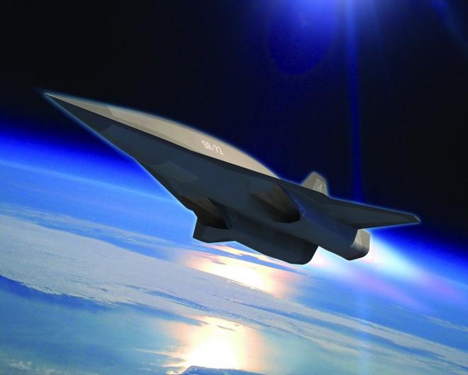 2030. Máy bay siêu thanh Lockheed Martin SR-72 với tốc độ Mach 6 (hơn 2km/s, tức là 7200km/h) được đưa vào sử dụng, hoạt động ở độ cao 24km.