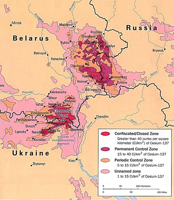 Năm 22,000. Mức phóng xạ ở nơi xảy ra thảm họa hạt nhân Chernobyl năm 1986 trở lại mức bình thường, an toàn cho con người.