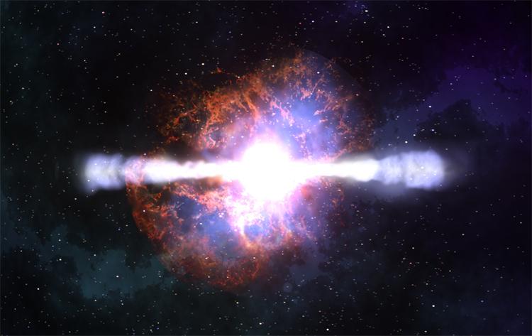 Năm 10,000 đến 15,000 - siêu sao Eta Carinae trở thành Hypernova. Hypernova là một ngôi sao đặc biệt lớn sụp đổ vào cuối tuổi thọ của nó. Cho đến những năm 1990, nó dùng để chỉ một vụ nổ với năng lượng bằng năng lượng của hơn 100 siêu tân tinh (trên 1048 J), sau những năm 1990, thuật ngữ đã được sử dụng để mô tả các siêu tân tinh của những ngôi sao lớn nhất, các sao cực siêu khổng lồ, có khối lượng từ 100 đến hơn 300 lần so với Mặt Trời. Eta Carinae, nằm bên trong tinh vân Keyhole (NGC 3372) phía Nam chòm sao Carina. Eta Carinae có khối lượng cực lớn, có thể gần 120 tới 150 lần Mặt Trời, và sáng gấp 4 đến 5 triệu lần. Bức xạ của Eta Cariane phát ra khi chết mạnh đến mức nhiều hệ hành tinh trong Dải Ngân Hà cách nó hàng nghìn năm ánh sáng cũng bị ảnh hưởng và dẫn đến diệt chủng. Tuy nhiên Trái Đất không bị ảnh hưởng gì bởi vụ nổ này, và cũng không có siêu tân tinh nào đủ gần Trái Đất để có thể gây nguy hiểm khi trở thành hypernova.