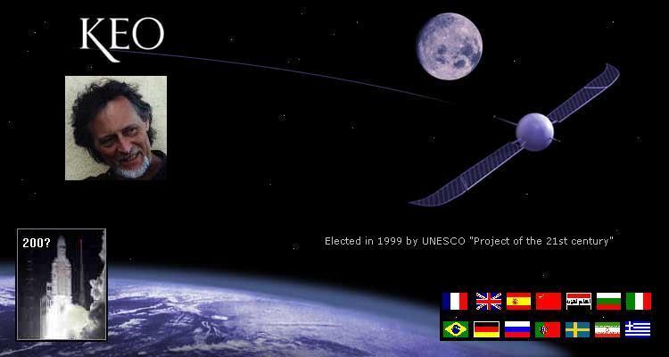 Năm 52,000. Hộp thời gian KEO quay trở lại khí quyển Trái Đất.