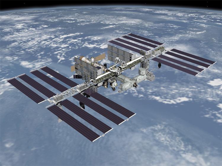 2028. Trạm không gian ISS ngừng hoạt động, và bị vứt xuống Thái Bình Dương.