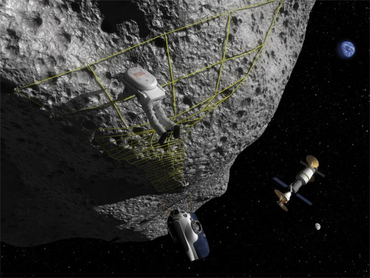 2021-2025: thám hiểm có người lái trên các thiên thạch gần Trái Đất. Chuyến bay thành công này là tiền đề cho các chuyến thám hiểm có người xa hơn vào vũ trụ.