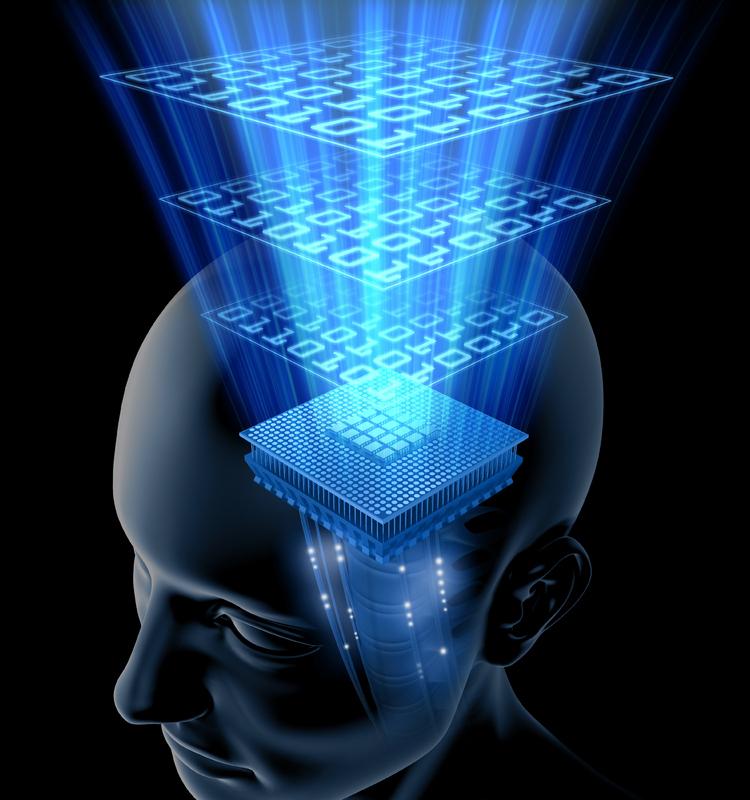 2120. Những người nhiều tiền giờ có thể số hóa não bộ của mình, không đơn giản chỉ là nhân đôi ra mà có thể hút hết ý thức và tiềm thức ra khỏi cơ thể gốc để tải sang một cơ thể mới - nửa người nửa máy hoặc hoàn toàn là máy. Tất nhiên, xã hội sẽ phân hóa và tranh cãi rất mạnh mẽ về vấn đề đạo đức của công nghệ này.
