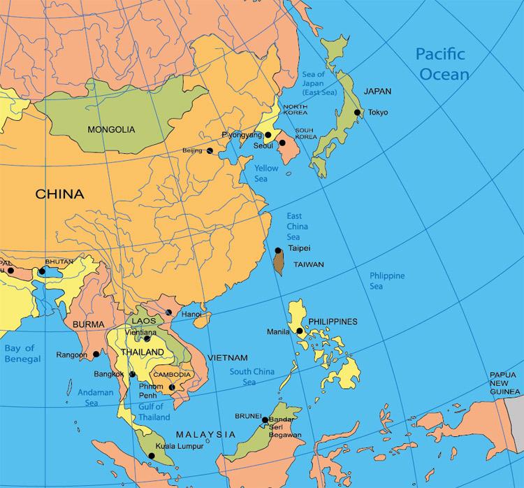 Sự chuyển dịch quyền lực giữa Mỹ và Trung Quốc sẽ gây ra cục diện cực kỳ bất ổn ở châu Á/Thái Bình Dương.