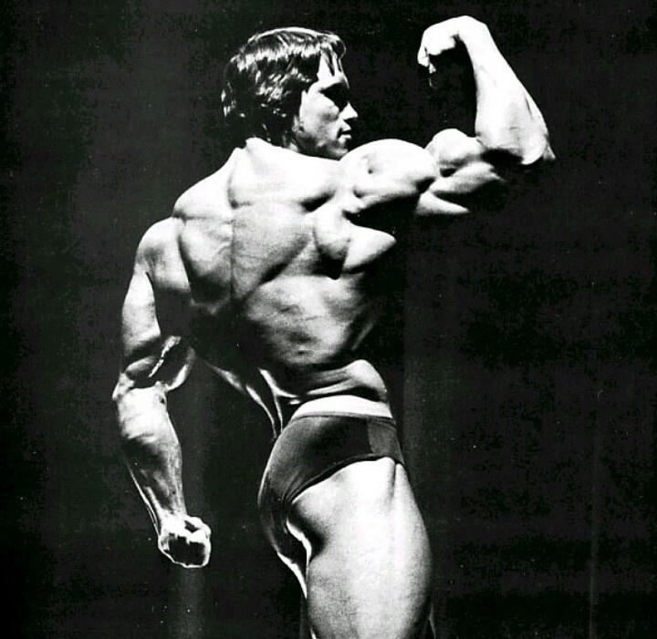 """Nếu có người nói rằng họ không muốn trông mình to như vậy. Thì Arnold sẽ đáp: """"Đừng lo, bạn sẽ không bao giờ to được như vậy!"""""""