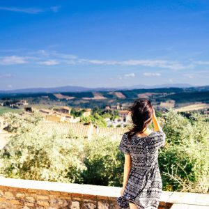 San Gimignano, Ý.