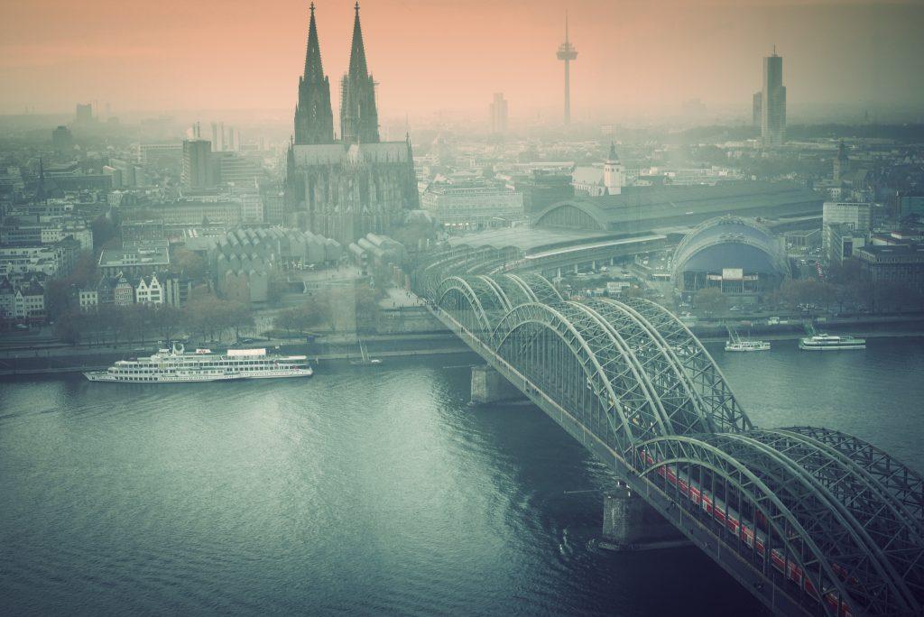 Cologne, Đức.