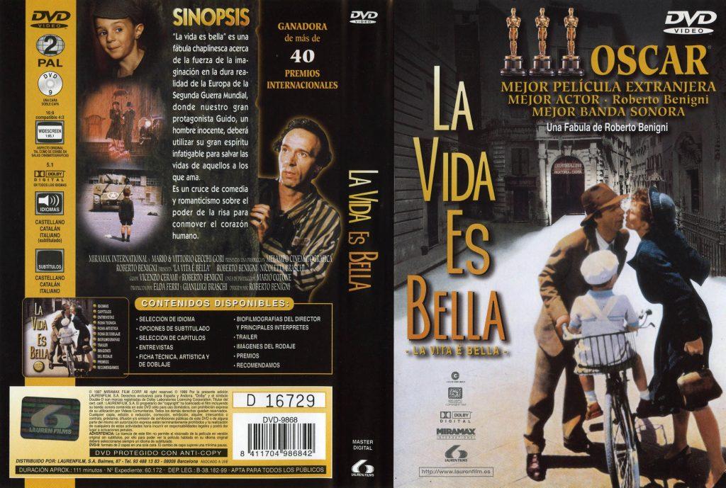 La_Vida_Es_Bella-Caratula